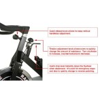 Phoenix 98623 Revolution Cycle Pro II Exercise Bike Review Phoenix 98623 Info