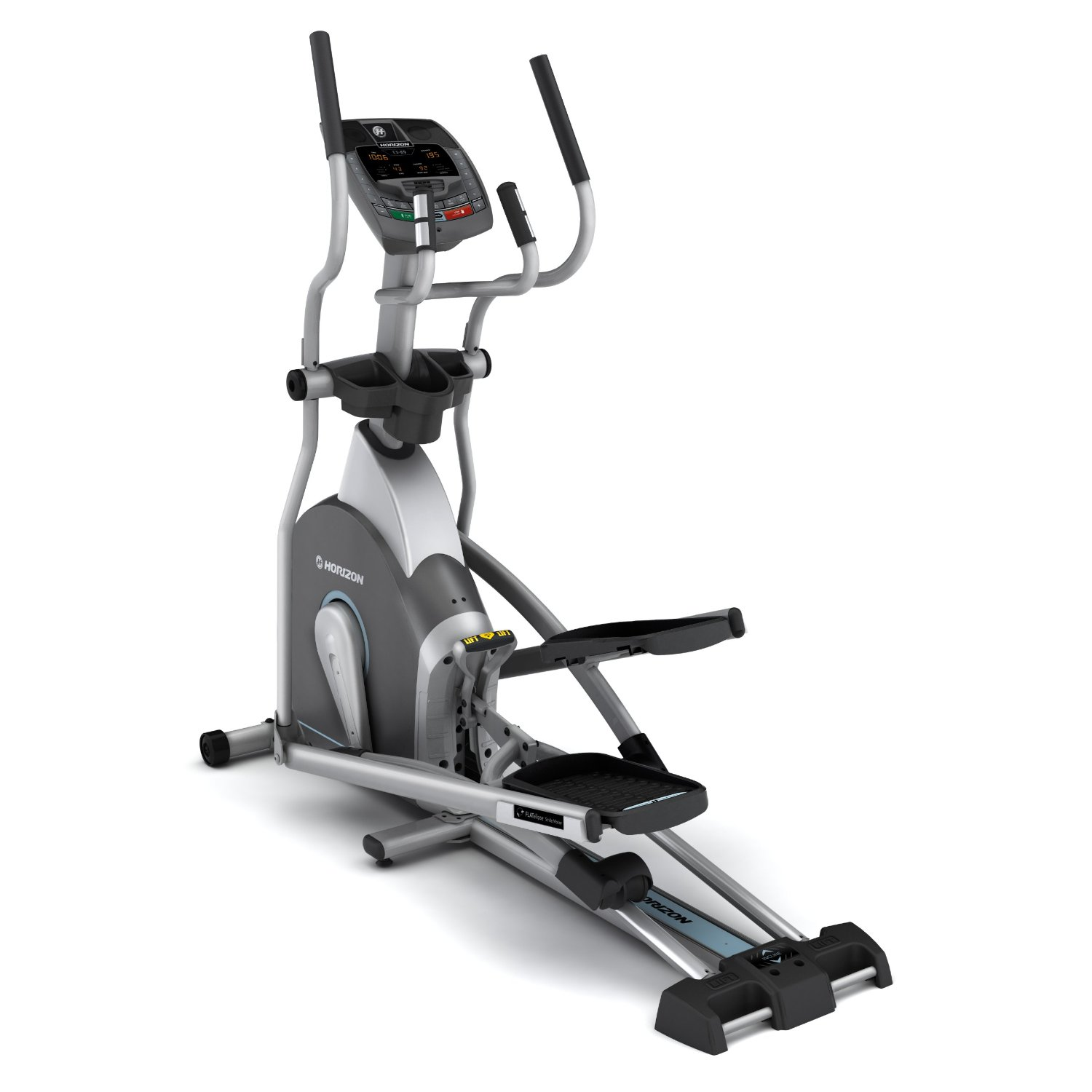 Horizon Elliptical Trainer: Horizon Fitness EX 69-2 Elliptical Trainer Review
