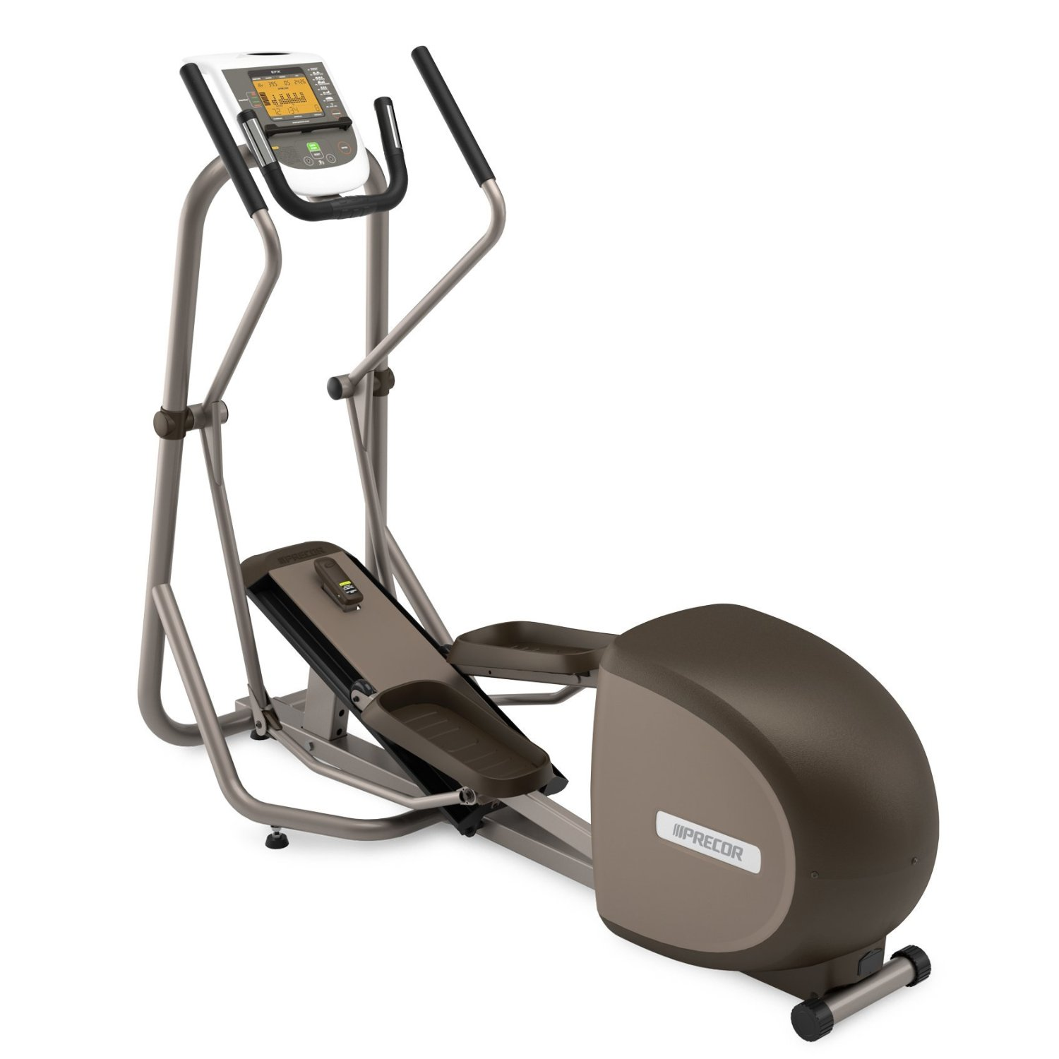 Precor EFX 5.23 Elliptical Fitness Crosstrainer Review