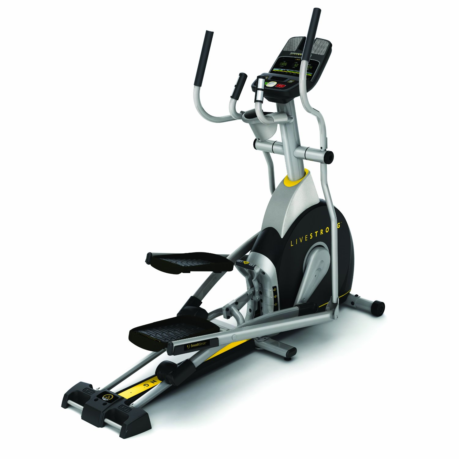 Livestrong LS8.0E Elliptical Trainer Review
