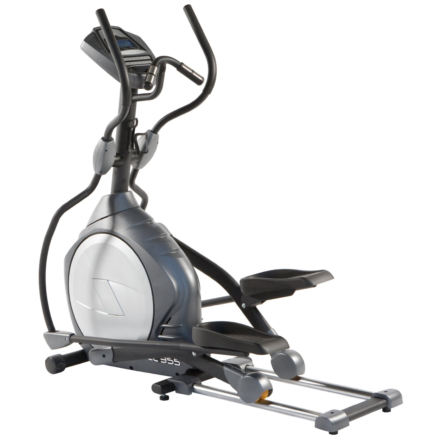 Spirit Esprit EL-355 20 Inch Stride Elliptical Review