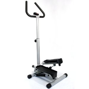 Sunny Twister Stepper with Handle Bar Review