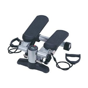 SunFitness LCD Stair Stepper w/ Resistance Bands Review