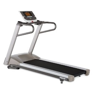Precor 9.27 Treadmill with Ground Effects Technology Review