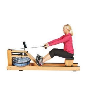 H2O Fitness Seattle Wooden Rower WRX-1000 Review