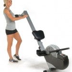 Stamina Air Rower Folded