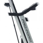 ProForm Pro 4500 Foldable Design