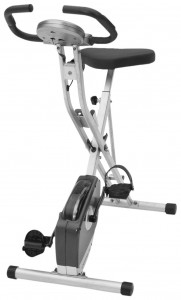 Exerpeutic 250XL Folding Magnetic Upright Bike with Pulse Review