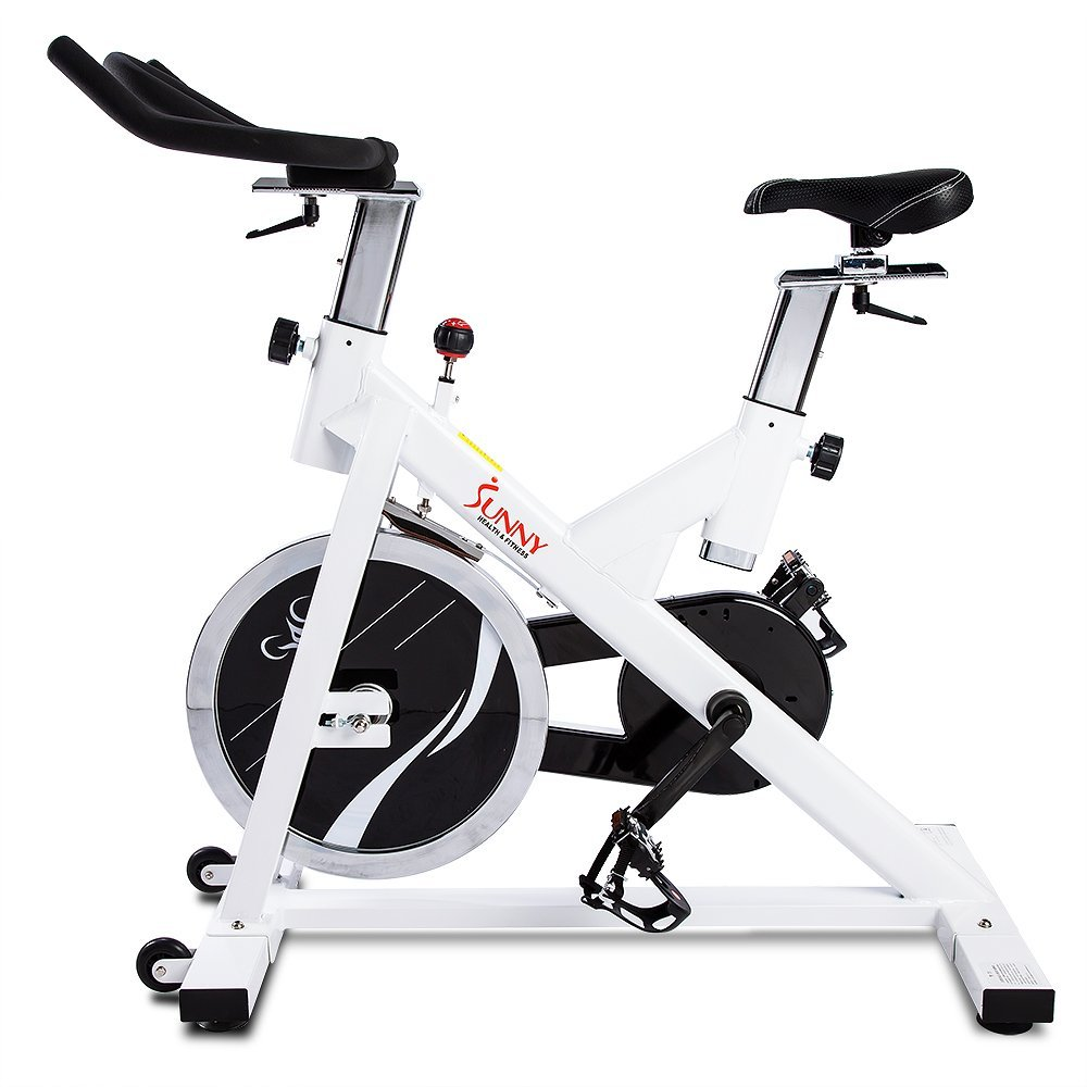 Sunny Health & Fitness SF-B1110S Indoor Cycling Bike Review