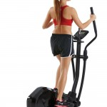 Xterra Elliptical Trainer In Action