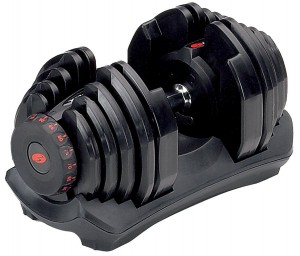 Bowflex SelectTech 1090 Adjustable Dumbbell Review