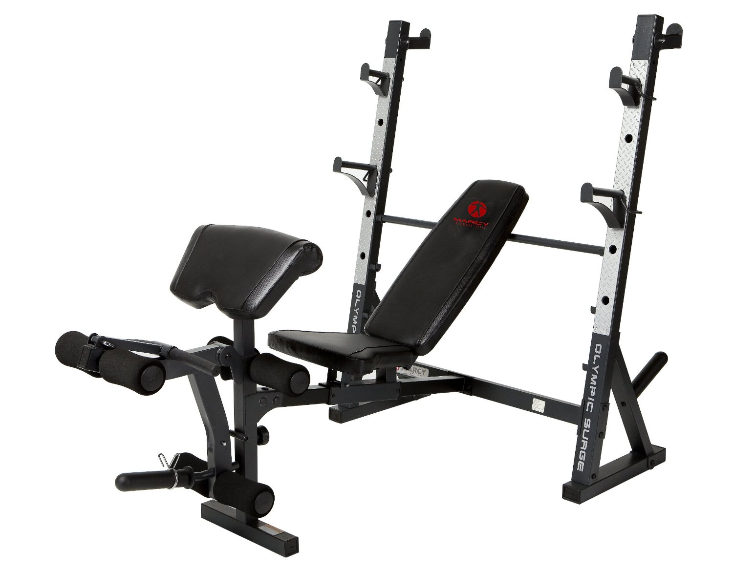 Marcy Diamond Md 857 Olympic Surge Bench Review