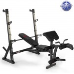 marcy olympic weight bench