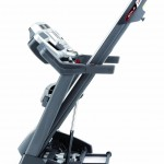 Sole Fitness F80 Folding Treadmill Review, Sole Fitness F80 Foldable Design
