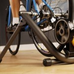 CycleOps Magneto Trainer In Action