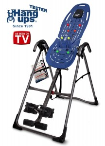 Teeter Hang Ups EP-560 Inversion Table Review