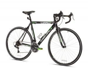 GMC Denali Road Bike 21 Speeds Review (black & green)