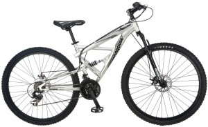 Mongoose Impasse Dual Full Suspension Bike