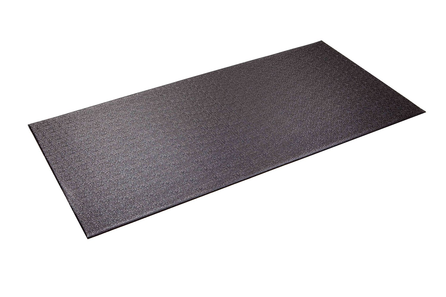 """Supermat Heavy Duty P.V.C. Mat For Cardio Fitness Products (2.5"""" x 5"""")"""