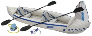 Sea Eagle SE370 Inflatable Kayak With Pro Package