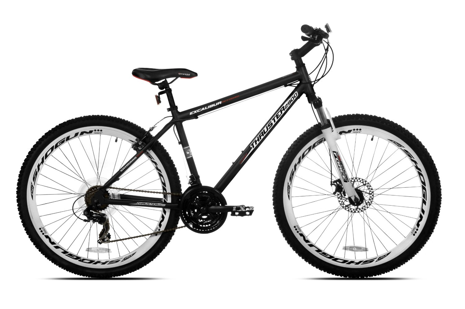 Thruster Excalibur Mountain Bike Review (Black, 29 Inch ...