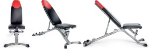 Bowflex SelectTech Adjustable Bench 3.1