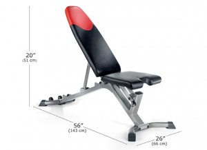 Bowflex Selecttech Adjustable Bench Series 3.1 Review