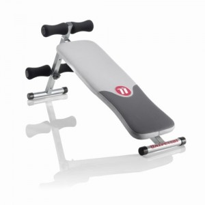 Universal Decline Bench by Nautilus Review, Universal UB100 Decline Bench Review