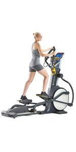 LifeSpan E3i Elliptical Cross Trainer
