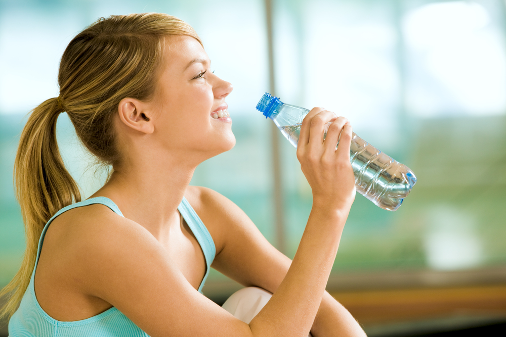 drinking water during exercise