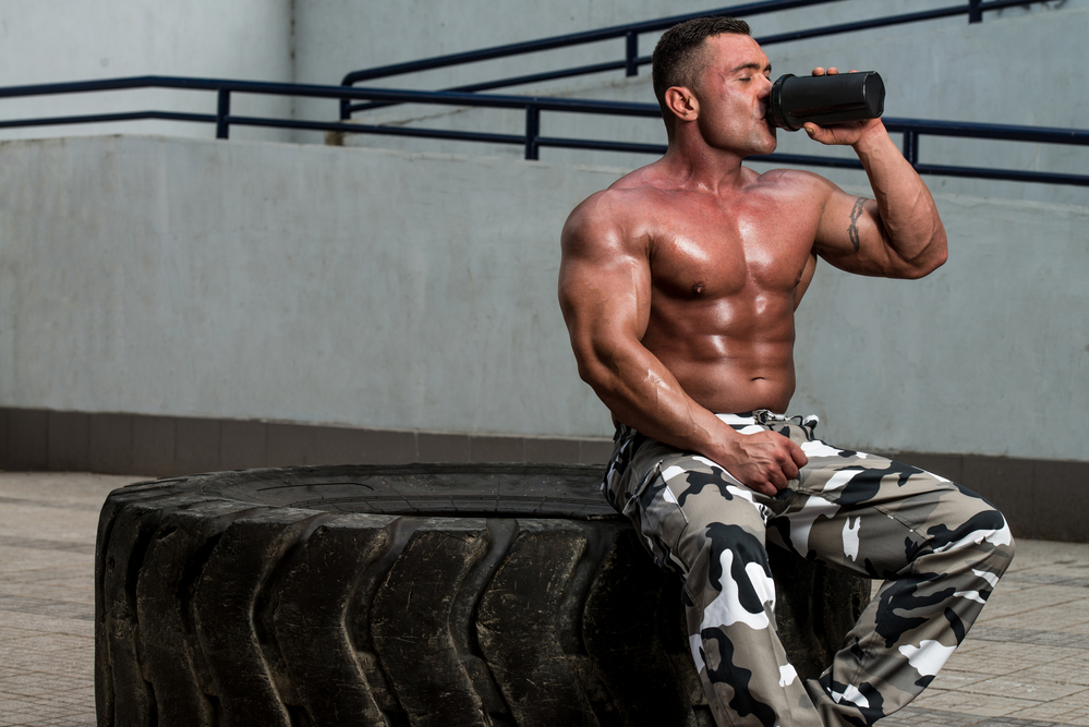 exercise and hydration water