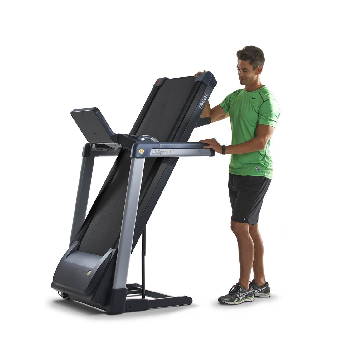 LifeSpan Fitness TR4000i Folding Treadmill Review