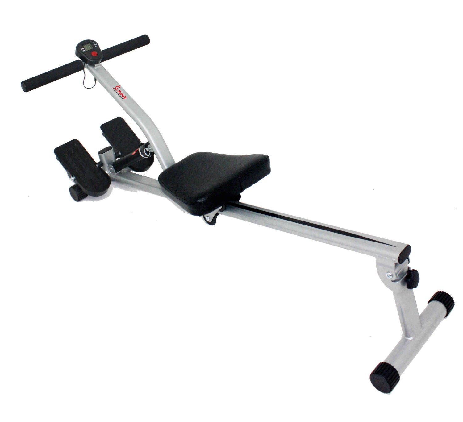 Sunny Health and Fitness SF-RW1205 Rowing Machine Review