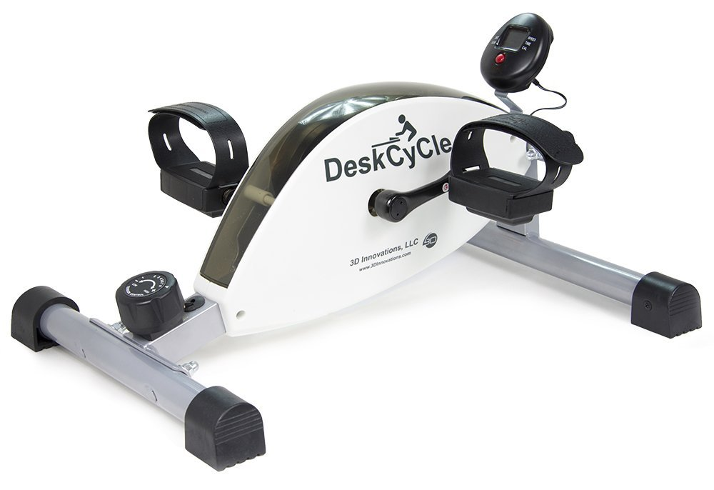 DeskCycle Desk Exercise Bike Pedal Exerciser review