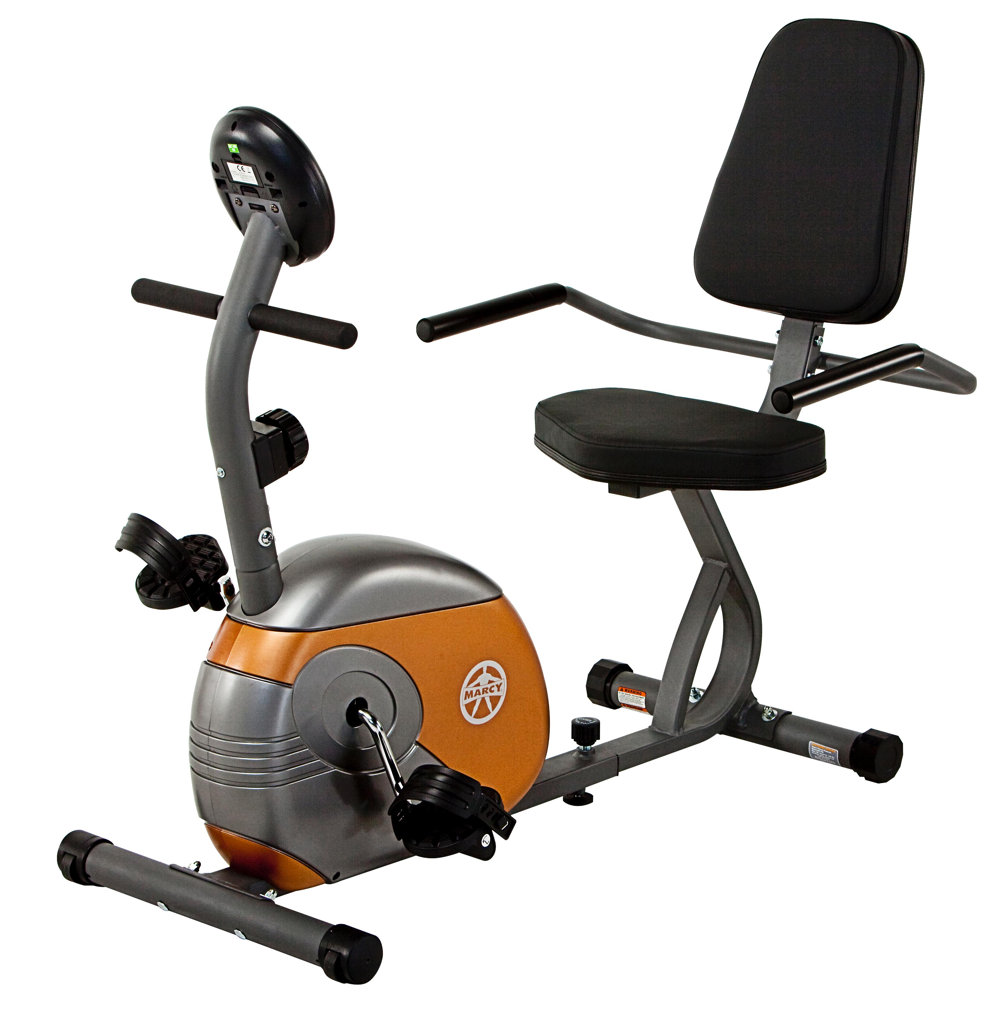Marcy Me 709 Recumbent Exercise Reviews