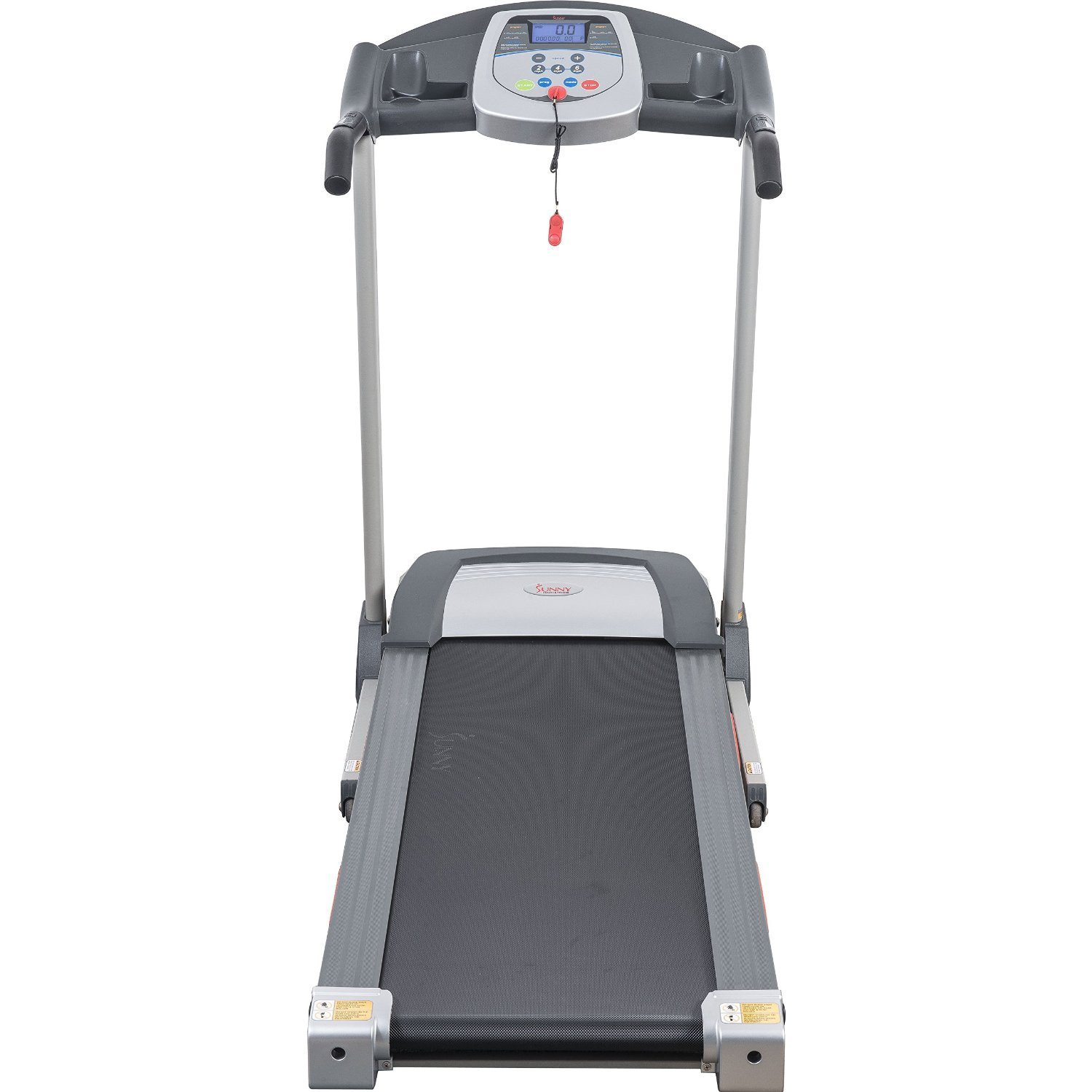 Sunny Health & Fitness SF-T7603 Electric Treadmill Review