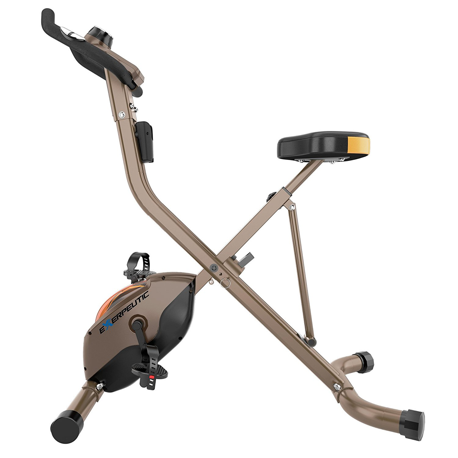 Exerpeutic GOLD 500 XLS Foldable Upright Bike Review