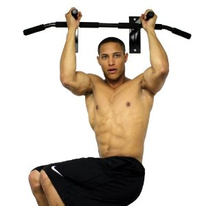 Ultimate Body Press Wall Mounted Pull Up Bar Review