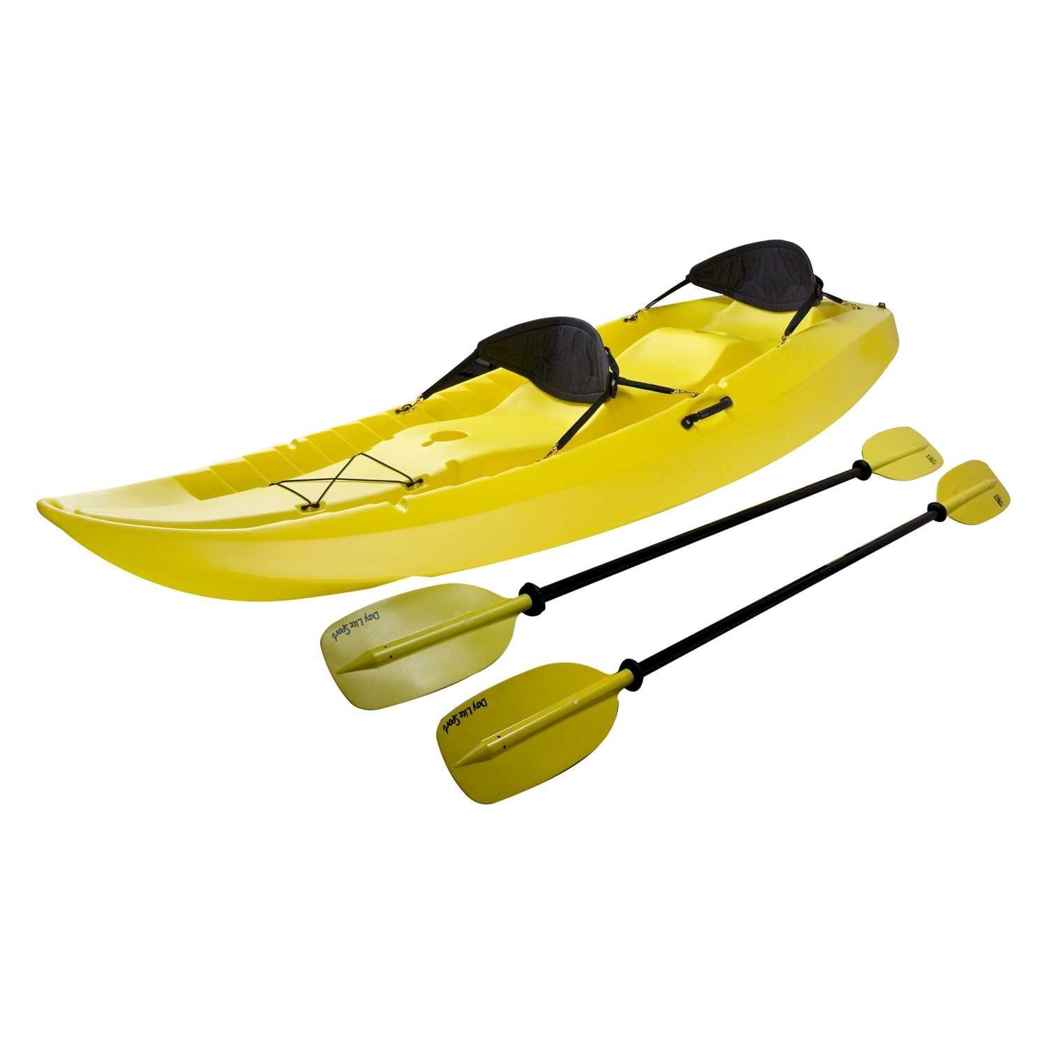 Lifetime 10 Foot Manta Tandem Kayak Review