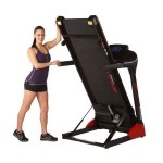 Smooth Fitness 6.75 Foldable Design