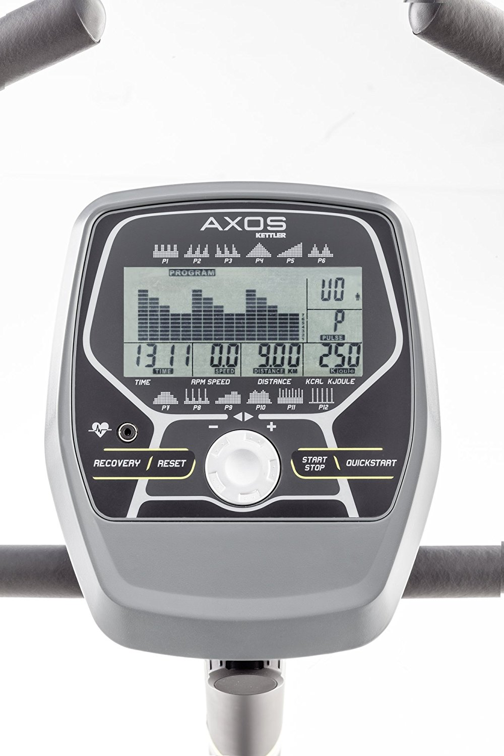Kettler AXOS Cycle R Recumbent Exercise Bike review