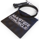 Portable fitness equipment Crossfit Jump Rope-Fast Speed Cable For Mastering Double Unders
