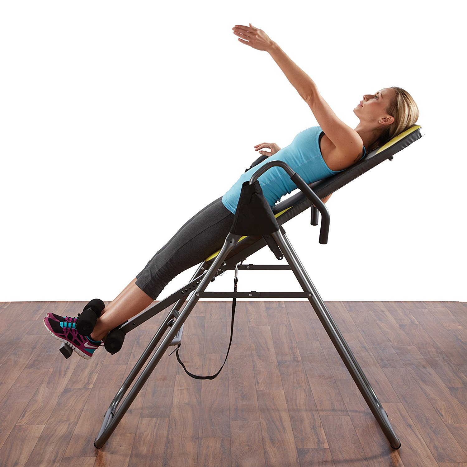 fitness inversion therapy table review