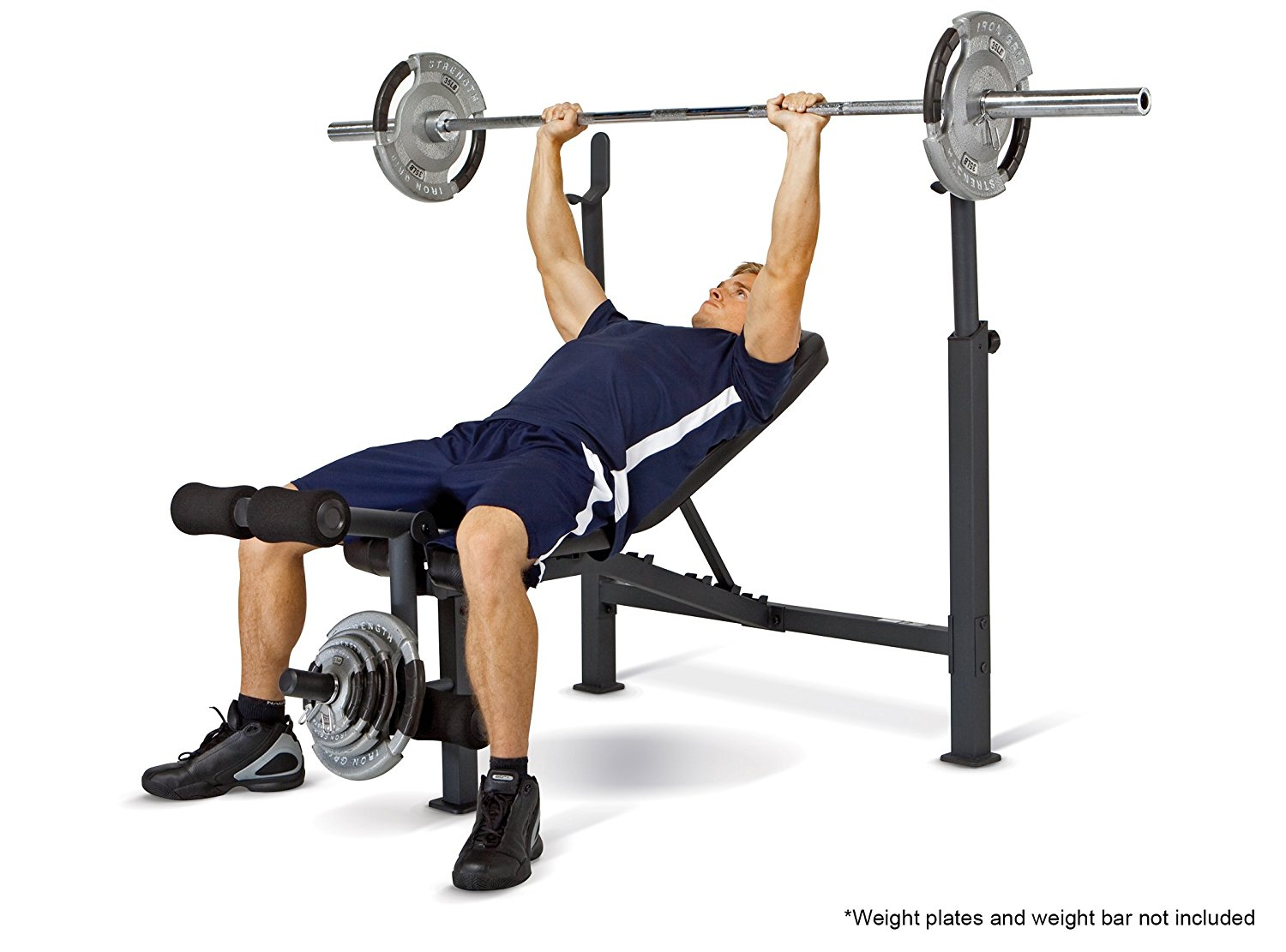 Competitor CB 729 Olympic Weight Bench Review