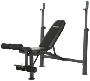 Competitor Bench