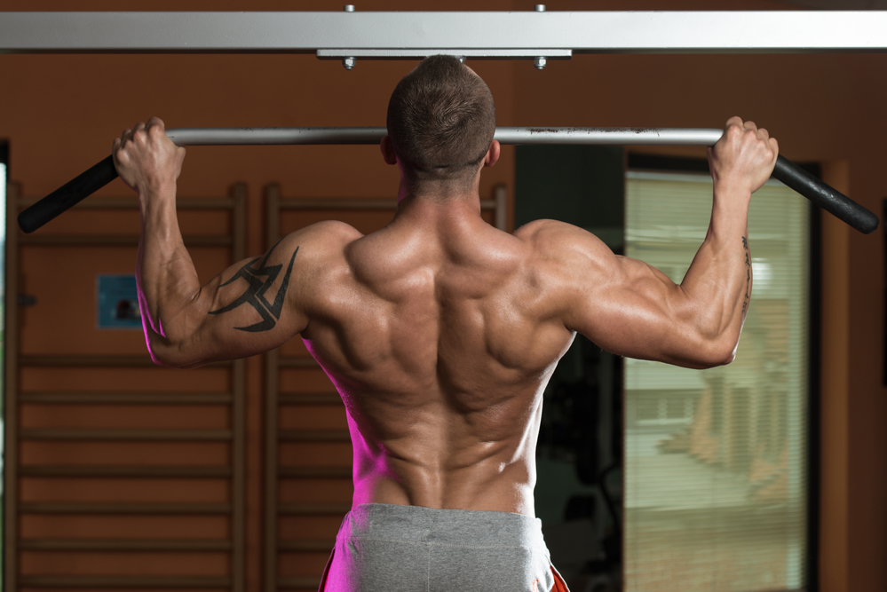 pull-ups benefits for health