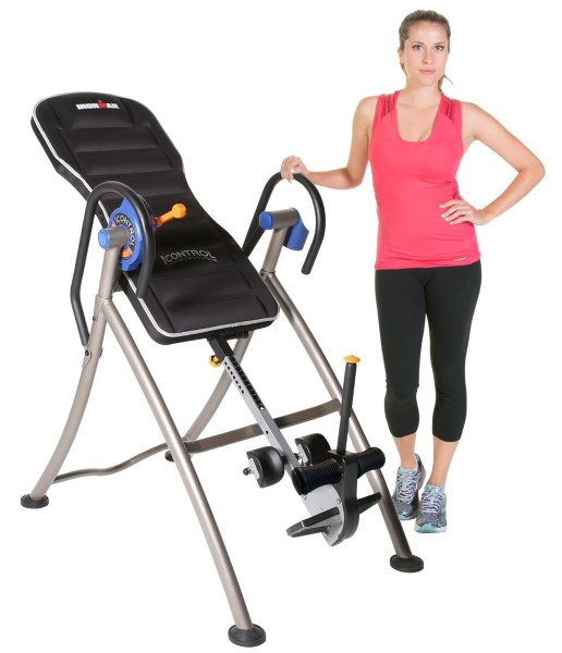 Ironman iControl 600 Inversion Table Review