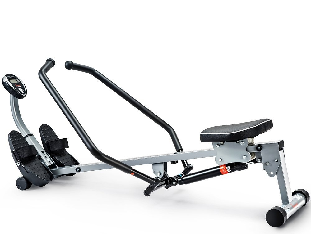 Sunny Health and Fitness SF-RW1410 Rowing Machine with Full-Motion Arms Review